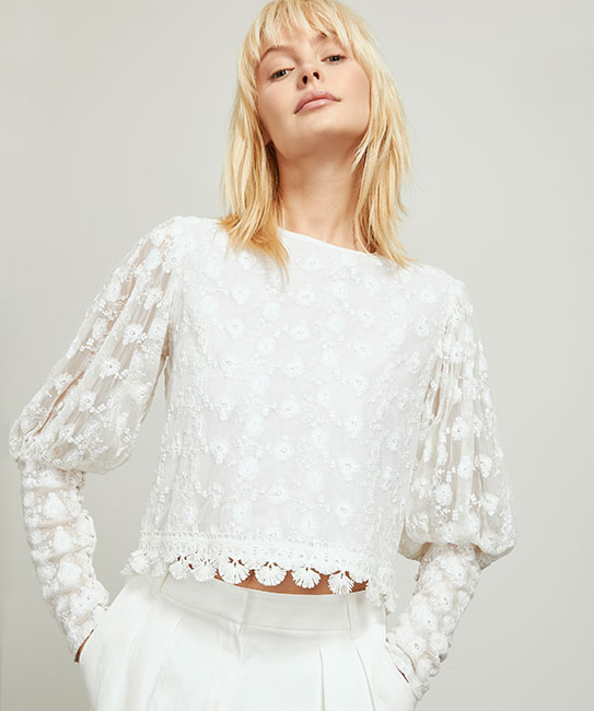 SOMMERTREND: ALL-WHITE