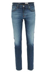Matchbox Straight Leg Three Sixty Stretch Denim Jeans Blue Wash - AG JEANS