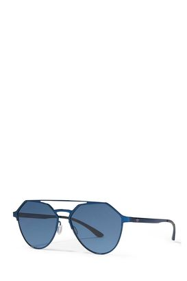 Sonnenbrille Blue Glossy