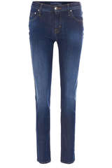 Jeans Kimberly Slim Fit Mittelblau - JACOB COHEN