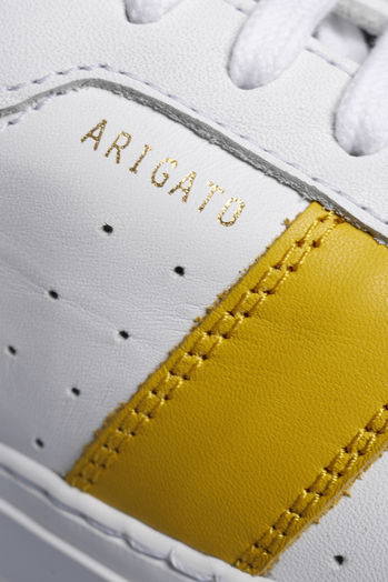 Sneakers Dunk White/Yellow