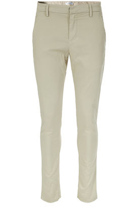Chino Gaubert aus Stretch-Gabardine