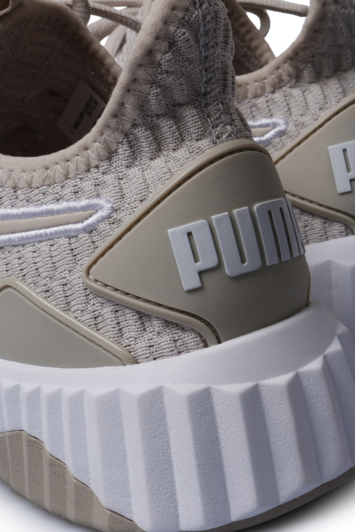 Sneakers Defy Wns Silver Gray Puma