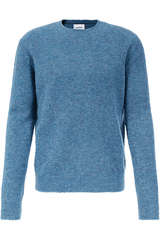 Pullover mit Wolle - DONDUP