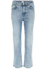 High-Waist Jeans Glow - CLOSED