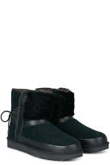 Stiefeletten Classic Leopard Lined Bow - UGG