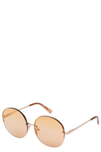 Sonnenbrille Say My Name Rose Gold