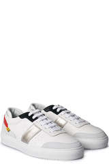 Sneakers Dunk White/Grey/Red - AXEL ARIGATO