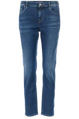 Mid-Waist Jeans Kimberly Straight - JACOB COHEN