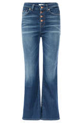 High Waist Jeans Vintage Cropped Boot - 7 FOR ALL MANKIND