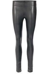 Leggings Berdiene in Leder-Optik - VELVET