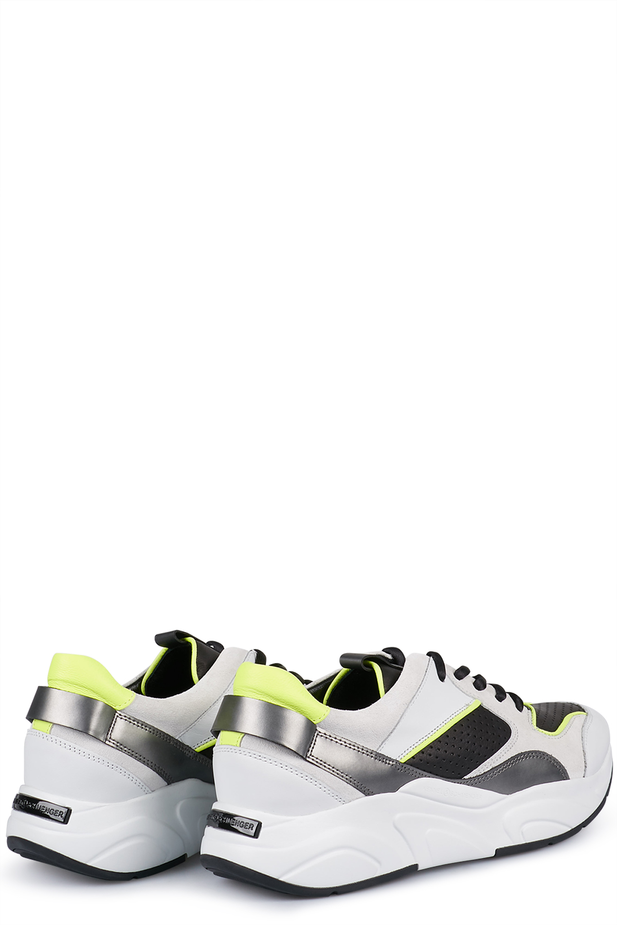 Chunky Sneakers Ultra Calf Suede