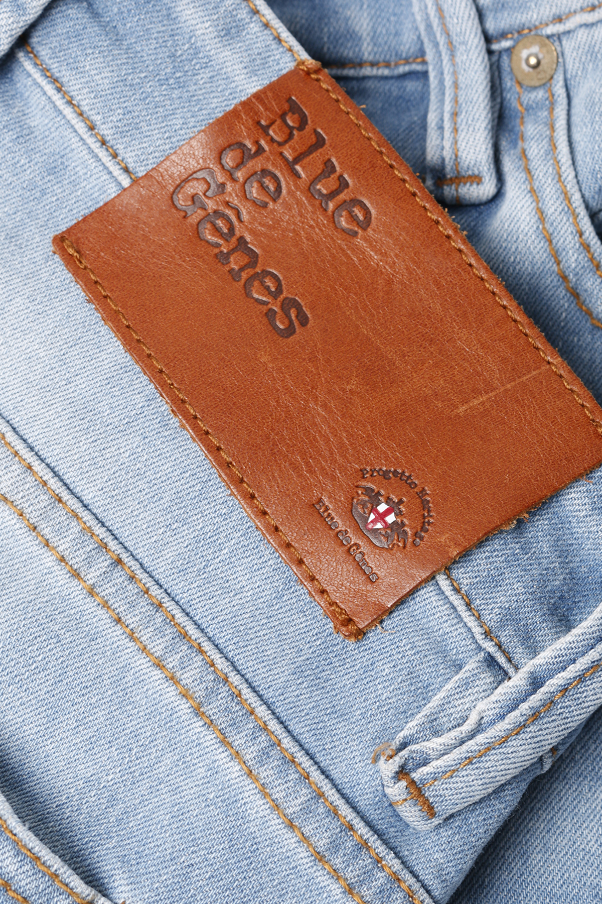 Jeans Vinci Pointer Light Blue