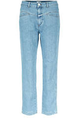 High Waist Jeans Pedal Pusher - CLOSED