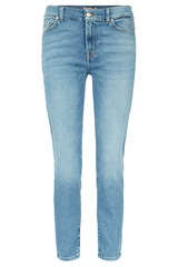 Midrise Jeans Roxanne Cropped - 7 FOR ALL MANKIND
