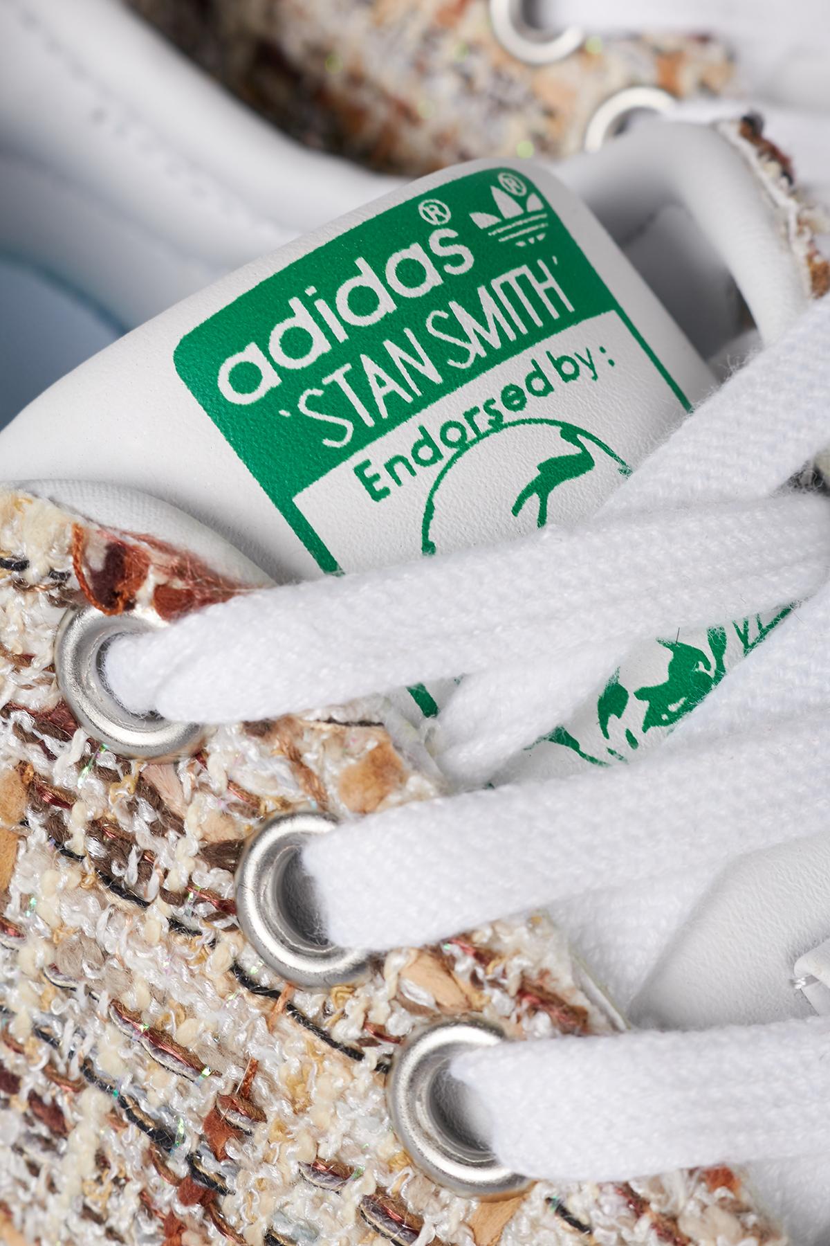 best sneakers ec6e1 e5eab Tweed Sneakers Stan Smith