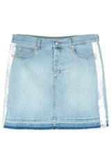 Mini-Jeansrock Juicy - ZADIG & VOLTAIRE