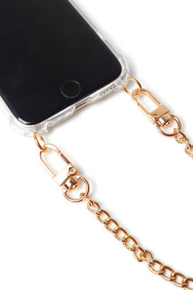 Handykette iPhone 6 Gold