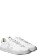 Sneakers Campo White Natural - VEJA