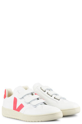 Sneakers V-Lock Extra White Rose Fluo