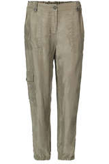 Leichte Cargohose  - IVI COLLECTION