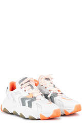Sneakers Extreme White/Coral - ASH