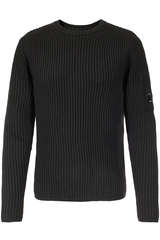 Strickpullover mit Wolle - C.P. COMPANY