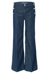 Wide Leg Jeans - JACOB COHEN