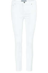 Mid-Rise Jeans Kimberly Crop