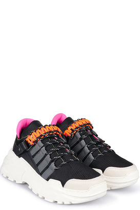 Chunky Sneakers Neon Touch Trek