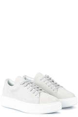 Sneakers CPH407 Nabuc Light Grey