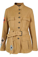 Field Jacket mit Stickerei - BAZAR DELUXE