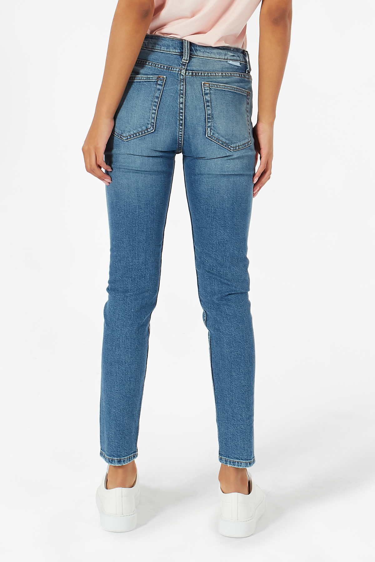 Jeans The Zachary High Rise