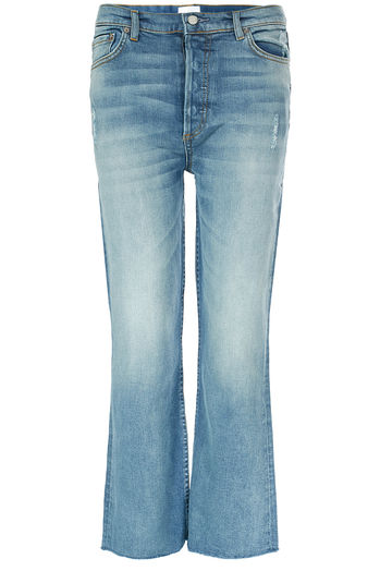 Cropped High Waist Jeans The Brandy