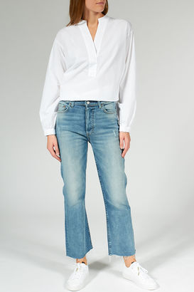 Cropped High Waist Jeans The Brady