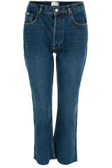 Jeans The Darcy Pop Crop - BOYISH