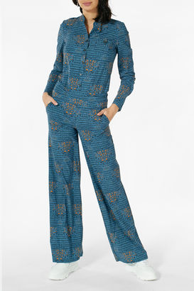 Jumpsuit Bill 20 mit Allover-Print