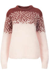 Pullover Magie mit Mohair und Wolle - CUSTOMMADE