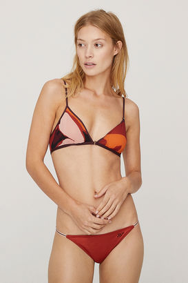 Triangel-BH Night Rider aus Chiffon