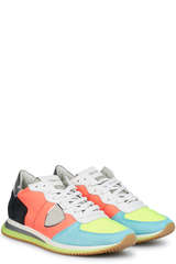 Sneakers Tropez L D Neon Pop - PHILIPPE MODEL