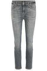 Jeans Roxanne Ankle Soho Grey - 7 FOR ALL MANKIND
