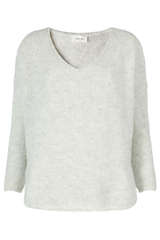 Pullover Vacaville mit Mohair - AMERICAN VINTAGE
