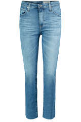 High-Rise-Jeans - AG JEANS