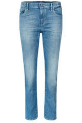 Mid-Rise Jeans Kimberly Straight - JACOB COHEN