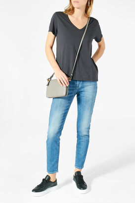 Mid-Rise Jeans Kimberly Straight