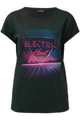 T-Shirt Electric Heart - SET
