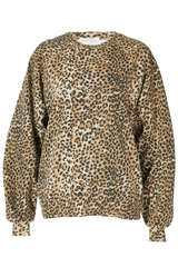 Sweatshirt mit Baumwolle - RAGDOLL LA