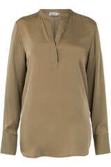 Bluse aus Seiden-Stretch - FILIPPA K