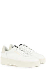 Sneakers Orbit White/Cremino/Black - AXEL ARIGATO