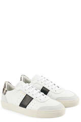 Sneakers Dunk V2 White/Snake/Black - AXEL ARIGATO